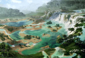 Genius Loci: Waters of Lurekin by Ranarh