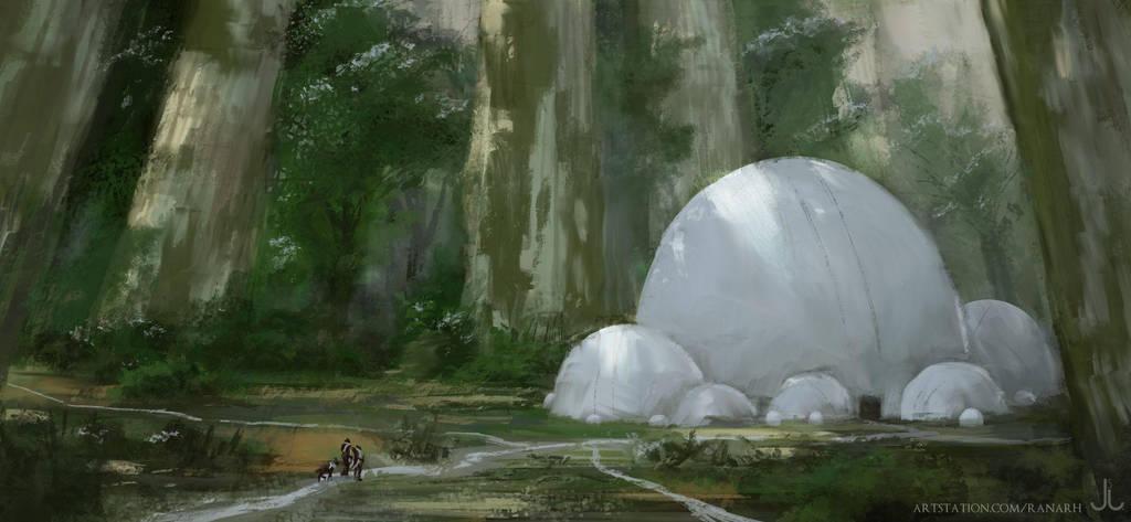Pilgrimage by Ranarh