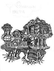 Garden Theta 1 by jeremiahkauffman