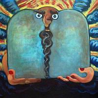 Moses-sm by jeremiahkauffman