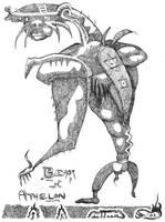 Beast-of-athelon by jeremiahkauffman