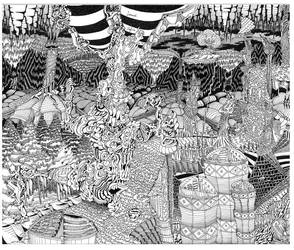 Belowgnd by jeremiahkauffman