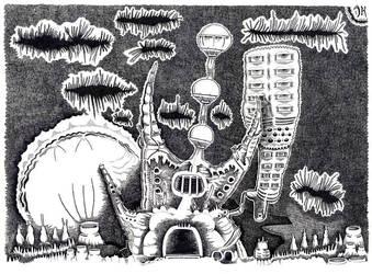 Fortress Spite-1 by jeremiahkauffman