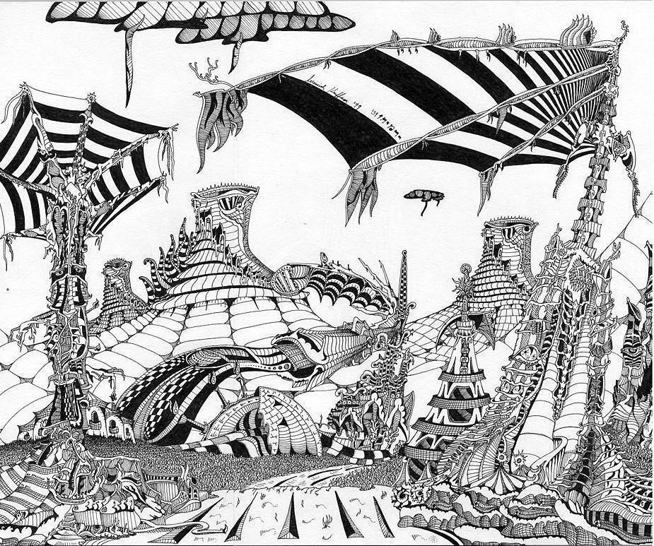 Garden 1 (3) by jeremiahkauffman