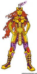 Crown Jewel:Empress of Awesome by StardustDragon