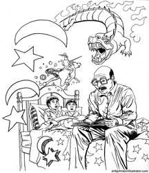 The Storyteller by StardustDragon