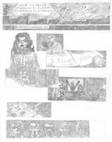 1984 Comic by StardustDragon