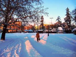 Winter Sofia by Aivaseda