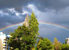 Rainbow... Again by Aivaseda