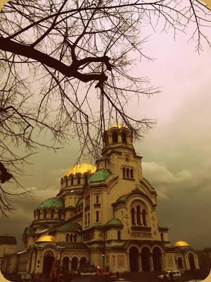 St. Alexander Nevski Cathedral. by Aivaseda
