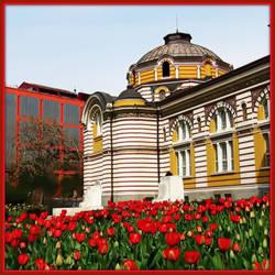 The Sofia Public Mineral Baths by Aivaseda