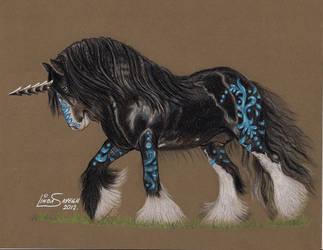 A Warrior's Spirit... by Artsy50