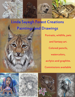 Linda Sayegh Forest Creations by Artsy50