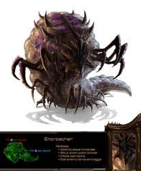 Zerg Encroacher by Phill-Art