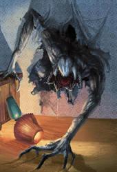 Stranger Things Monster by Phill-Art