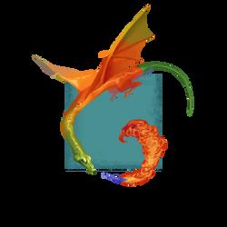 Jwala Chili Dragon by Phill-Art