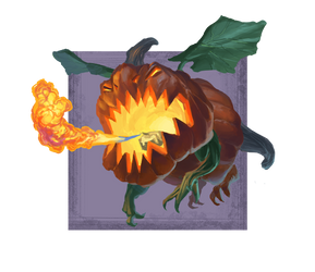 Halloween Dragon by Phill-Art