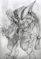 Protoss High Templar by Phill-Art