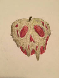 Poison Apple by StitchUpPatch