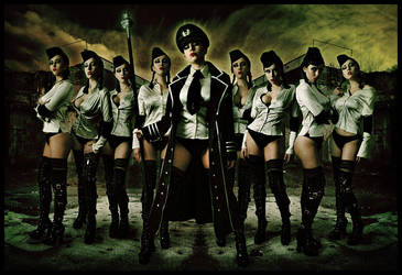 army of allure by Heile