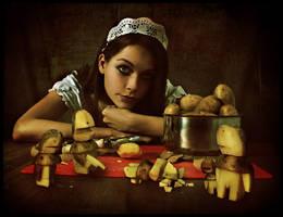 potatodrama by Heile