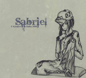 .:Sabriel:. by Chaos-Mage