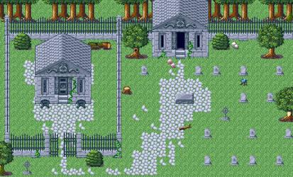 Graveyard by phanxgames