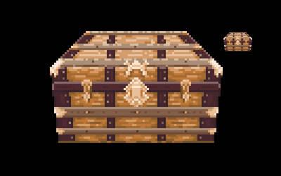 PixelArt: Trunk by phanxgames