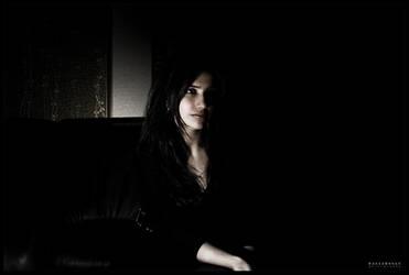 Lady in the Dark by daglaroglu
