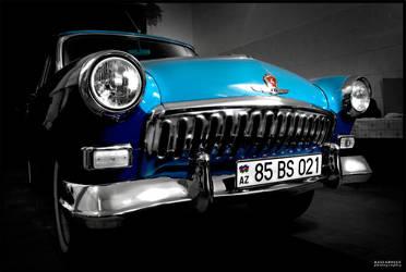 Volga M21 - 1960 by daglaroglu