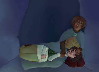 sleep by thebookhobbit