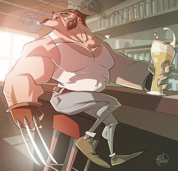 Wolverine by Prenzyy