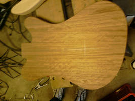 W.I.P.  Building my own Bass by DraconicX