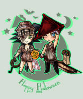 Happy Halloween - 2008 by IrisHime
