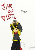 Matt has a Jar of Dirt by Jade-the-X9ian