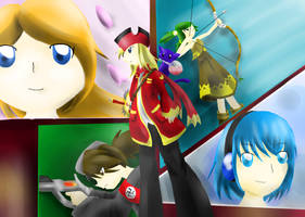 Epic Battle Fantasy by Jade-the-X9ian