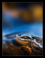 Golden Flow by Solkku