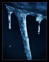 Drops of Blue by Solkku