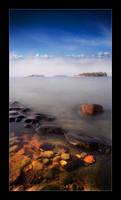 Misty Horizon by Solkku