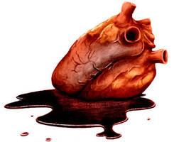 Human Heart by CatnipCantrip