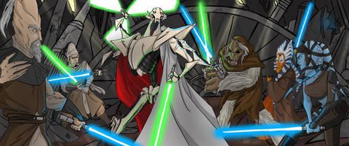 Battle of Hypori by jafar13