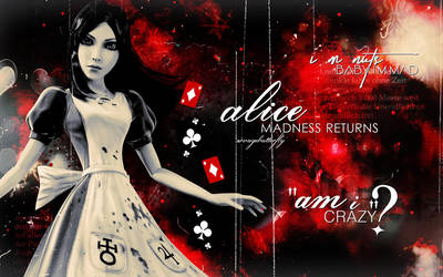Alice Madness Returns by MissAdaWong