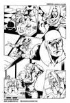 CYBERINES 3 - Alex Borroni by Rockomics