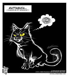 GATTABUIA - Alex Borroni by Rockomics