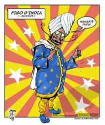 FIGO D'INDIA - Alex Borroni by Rockomics