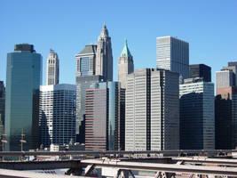 NY skyline 5 by LL-stock
