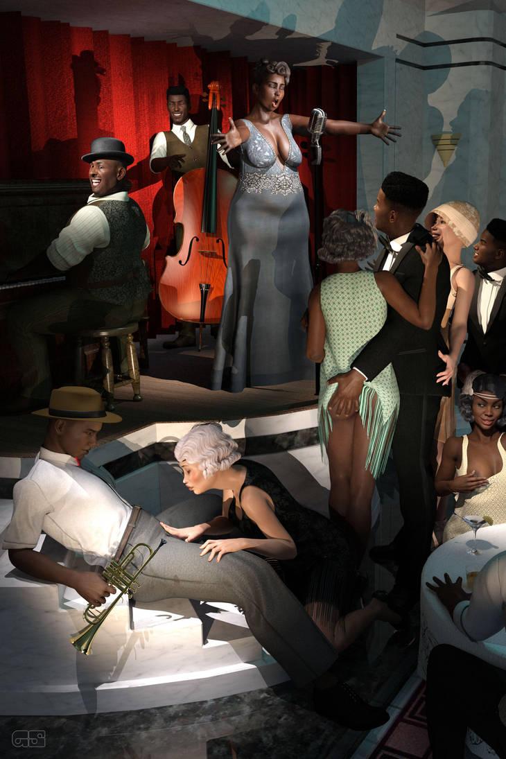 Harlem Hijinx by Guttersnipe-3D