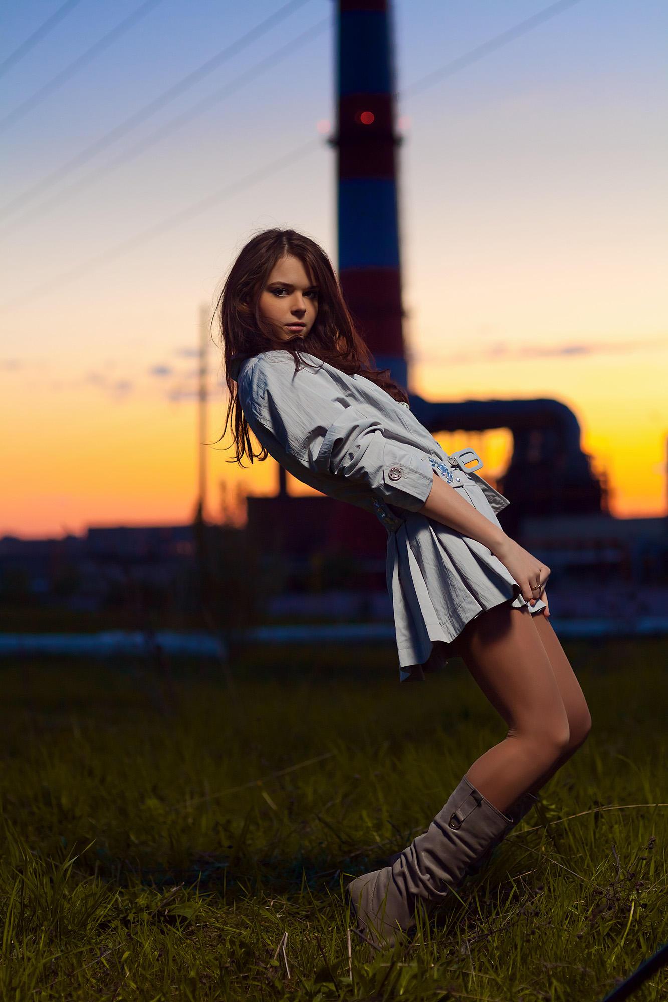 heavy industrial glamour by Filip-Ok