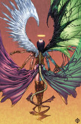 Crackmatrix retrospective 2 by defected-angel