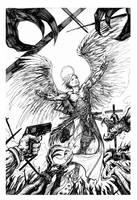 RACHE-ENGEL by defected-angel